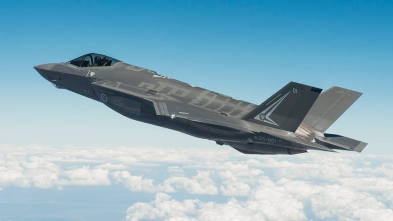 Japan Rearms for Air Attack, Plans Billions in New F-35s