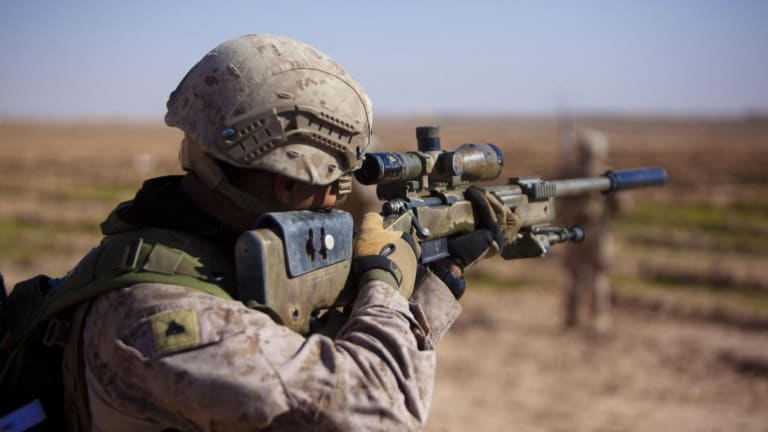 These Five Guns Can Turn Any Solider Into the Ultimate Weapon: A Sniper