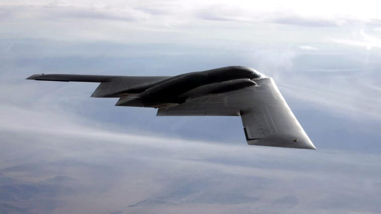 Air Force B-2 Gets New Sensors, Nuclear Weapon