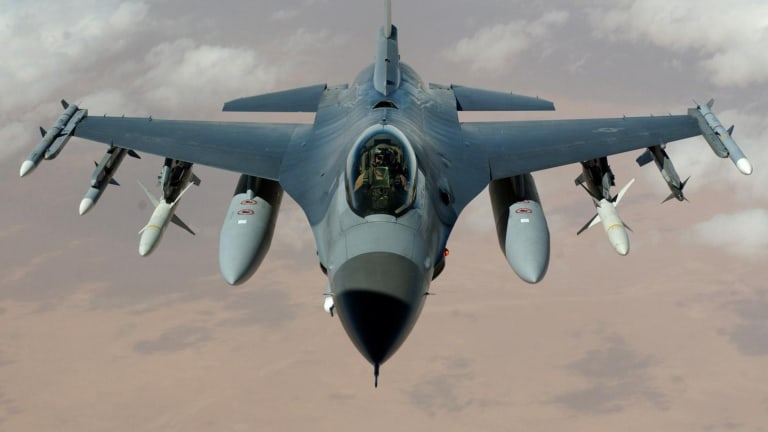 Here Comes the F-16V