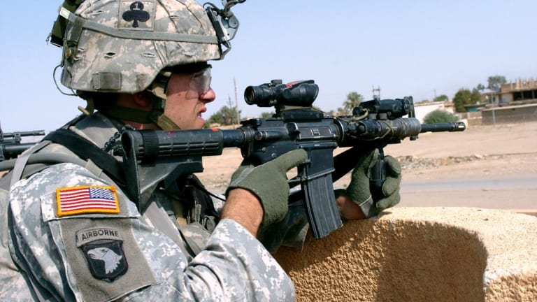The 5 Most Dangerous Military Rifles on Planet Earth