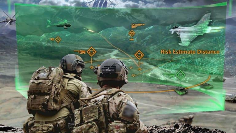 "Army Network Shortens Sensor-to-Shooter ""Kill Web"" to 20 Seconds"