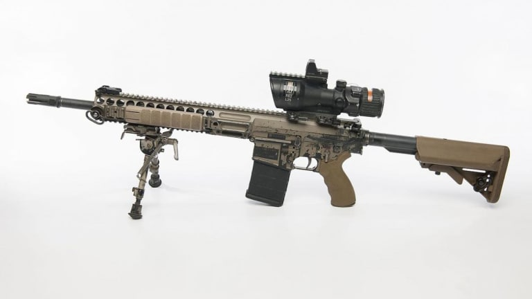 These Are the 5 Best Marksman Rifles on the Planet
