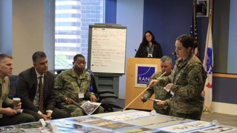 Army Wargames Shape the Future of Urban Warfare
