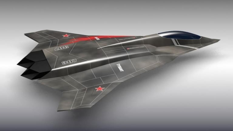 Dead F-35s?: Russia Wants to Build a Dangerous 6th Generation Stealth Fighter