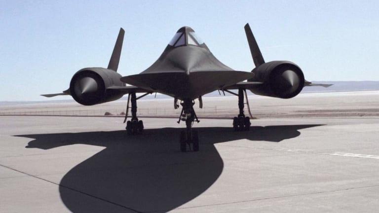 Why the SR-71 Blackbird Is Still the Fastest Plane