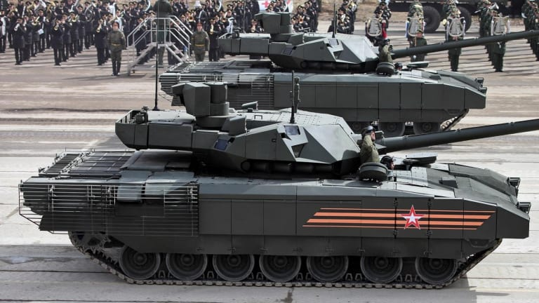 Could a Baltic Guerrilla Force Stop Russia?