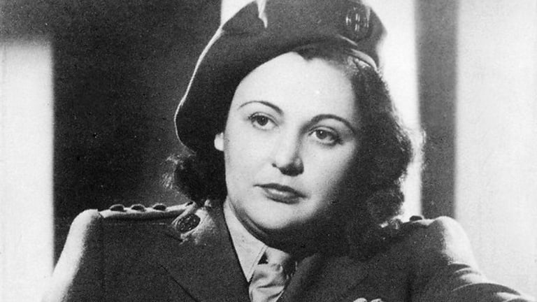 This Resistance Fighter was the Wonder Woman of WWII