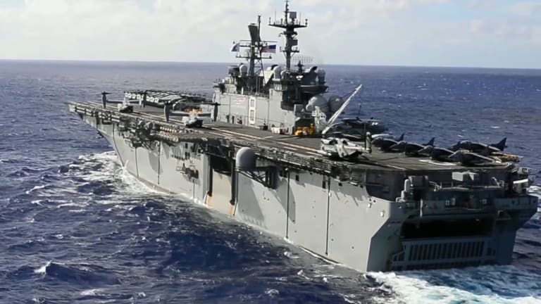 Special Video: Navy LX(R) & The Future of Amphibious War