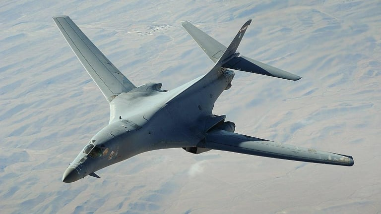 A Look at What the B-1 Lancer Bomber Can Really Do
