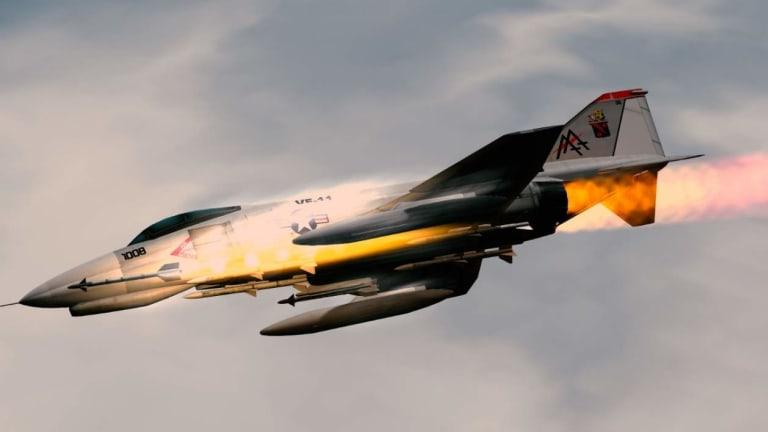 Vietnam War: How a U.S. Fighter Jet Attacked a U.S. Navy Cruiser
