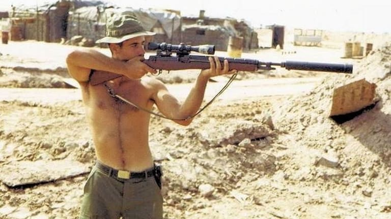 Sniper Crawed 2 Miles to Kill Enemy General