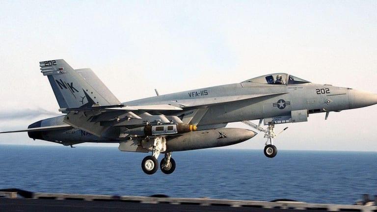 F/A-18E/F Super Hornet: A Killer in the Sky