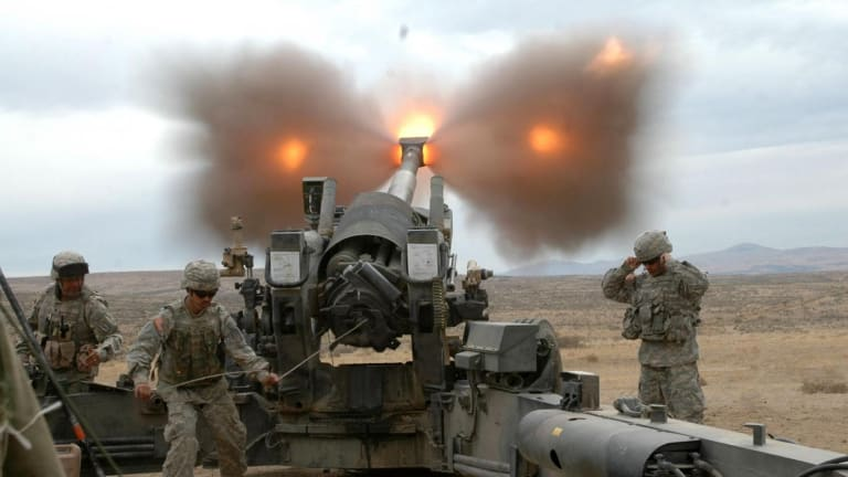 Big Guns: The Army Is Developing a 'Cannon' To Kill Targets 1,000 Miles Away