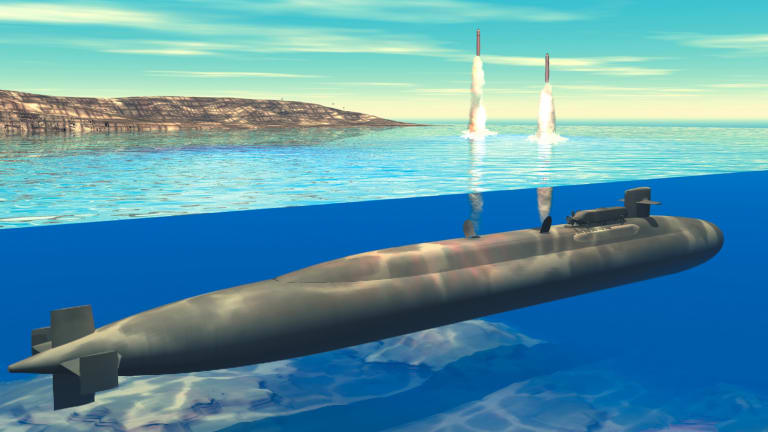 GAO Raises Question About Tech Maturity of New Columbia-Class Subs
