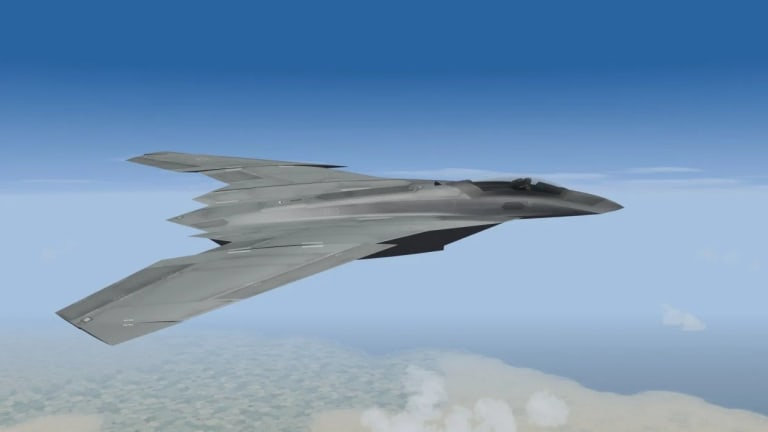 2030-focused Raytheon Unit Preps for New 6th Gen Fighters