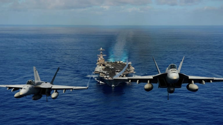 Is China Preparing a 'Bloody Nose' Attack on U.S. Aircraft Carriers?