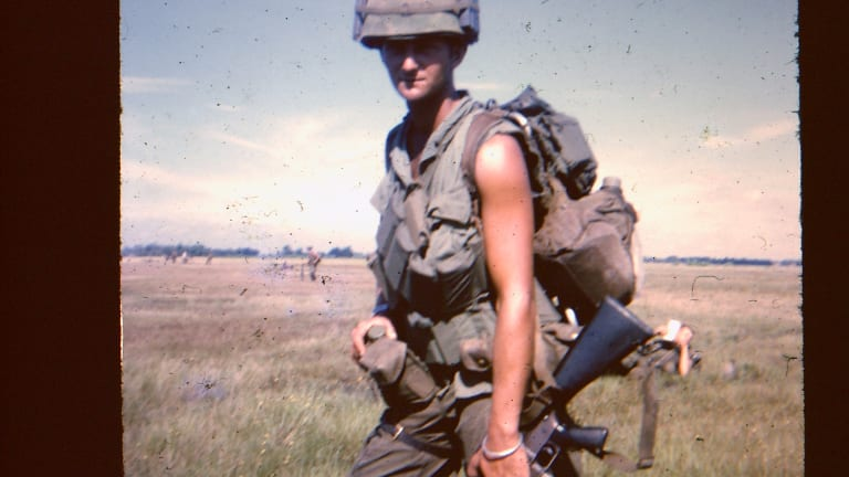 Combat Story: Vietnam Soldier Rescues Unit Under Heavy Enemy Fire