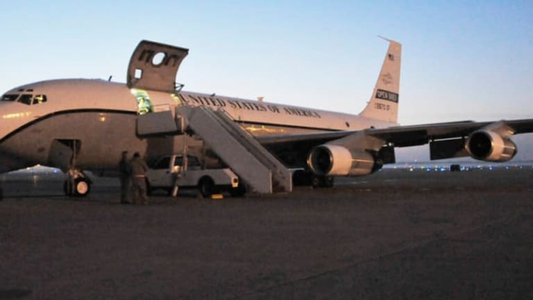 The U.S. Air Force's 'Extraordinary' Ukraine Mission Went Nowhere Near the Russi
