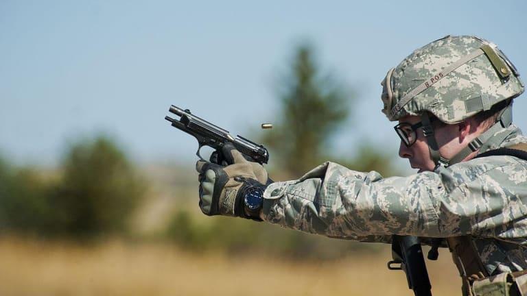 Baretta M9: The Gun U.S. Navy Seals Love to Hate