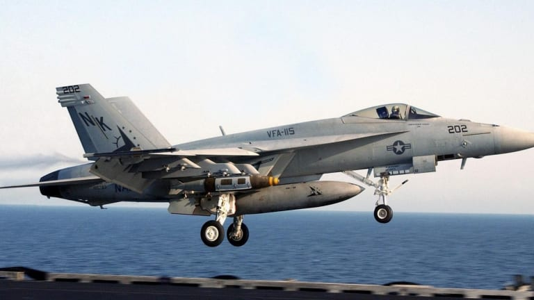 Could the U.S.Navy Replace the F-35 With an 'Advanced' Super Hornet?