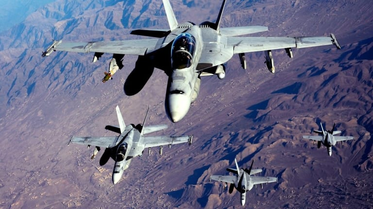 Pentagon to Arm F/A-18 Super Hornet With Hypersonic Missiles