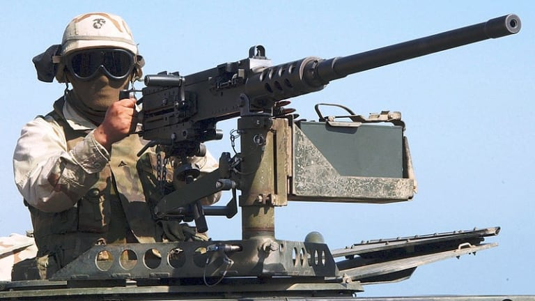 The 6 Most Favored Automatic Weapons Used by the Military in the Last Century