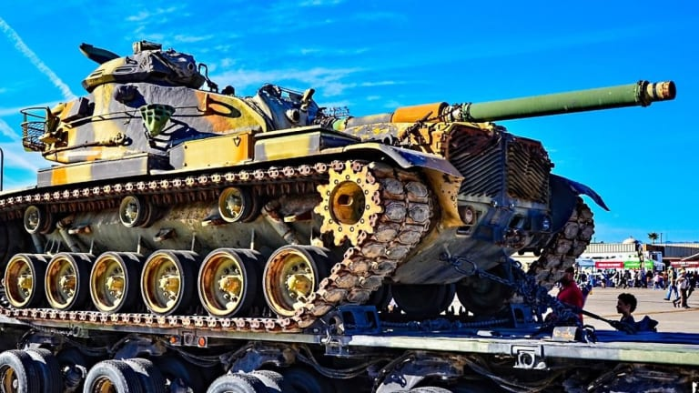 The Patton: Why the M60 Tank Is Still A Killer After Decades on the Battlefield