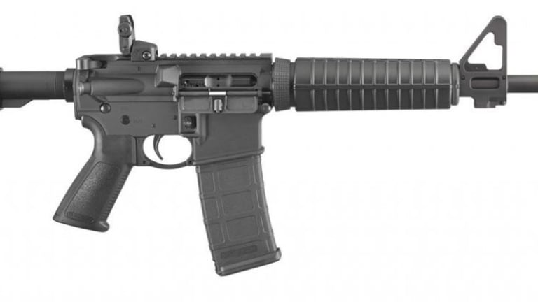 Meet Ruger's AR-556: The Best 'Affordable' AR-15?