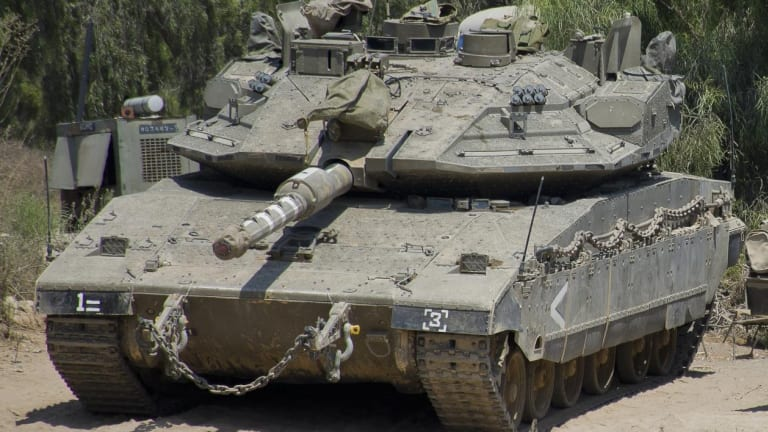 Ranked: The Best 5 Tanks in the World
