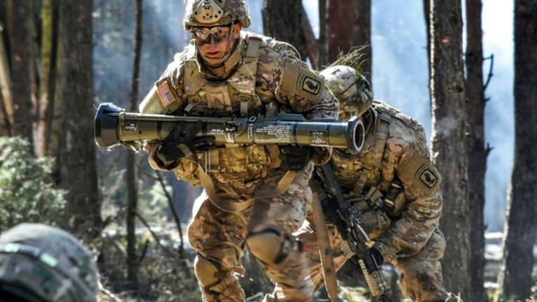 Pentagon Praises Massive Military Buildup - Largest Budget Ever