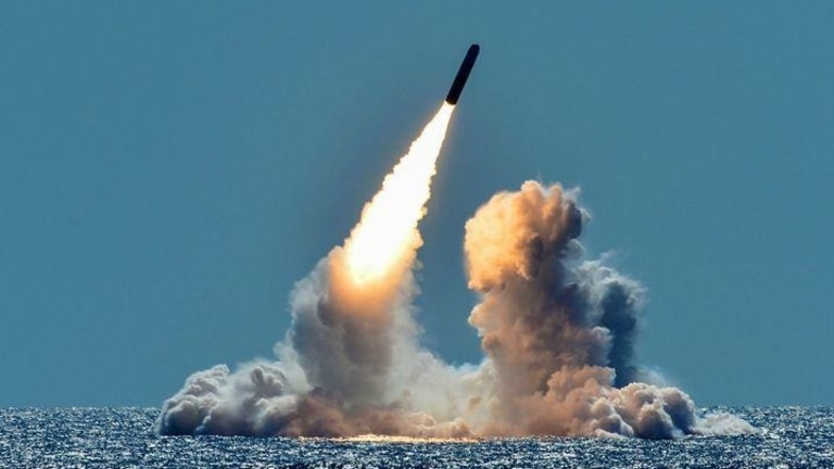 Pentagon Deploys New Sub-Launched, Low-Yield Nuclear-Armed Missile