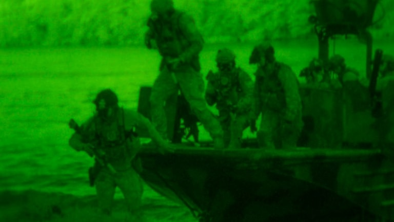 Pentagon Says Special Ops Were Key to Destroying ISIS