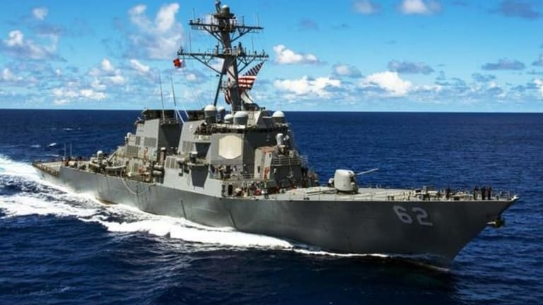 US-China South China Sea Tensions Escalate  - What is it All About?