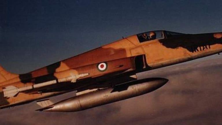 In the Iran-Iraq War, F-5s and MiG-21s Fought to a Standstill