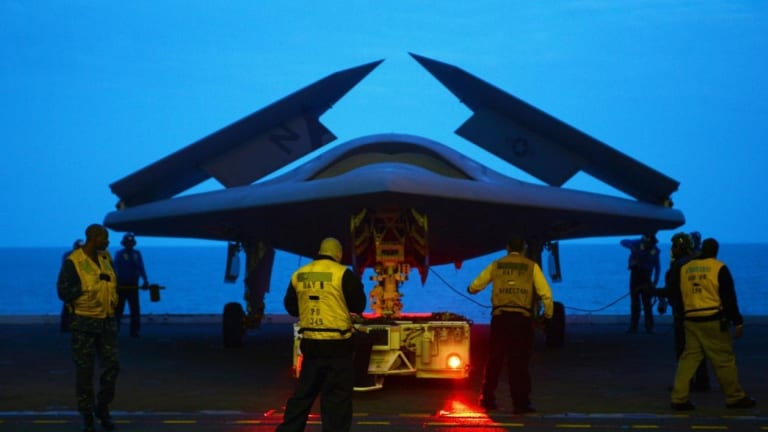 The U.S. Navy Wants Robot Sailors for Its Aircraft Carriers