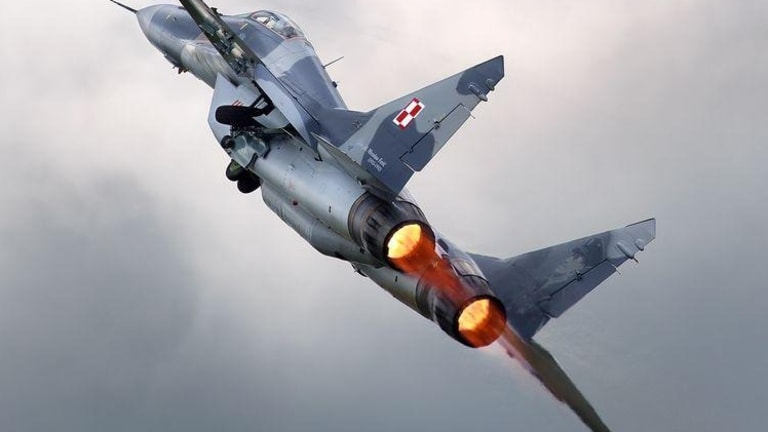 Russia's Mig-29 Fighter: Moscow's Worst Combat Jet of All-Time?