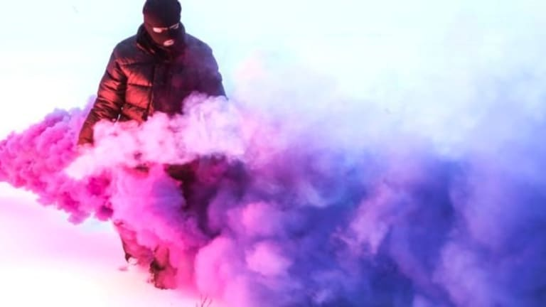Why Eastern European Soldiers Wear Ski Masks