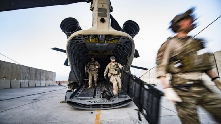 Airmen, Soldiers Partner to Conduct Afghanistan Rescue Missions