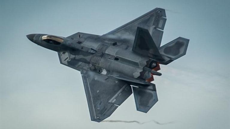 A Hurricane vs. the F-22 Stealth Raptor: Who Wins?