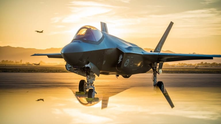 U.S. Preps New Allied F-35 Pilots for War as Global Demand for Stealth Jet Grows