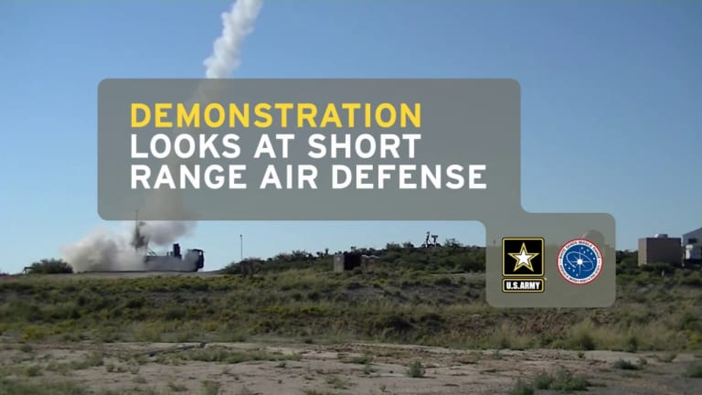 Army Video Report: Stryker Live-Fire Attacks & Destroys Drones