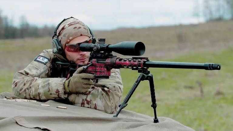 Russian Army Snipers Have Rifles and Ammo That Can Pierce U.S. Body Armor