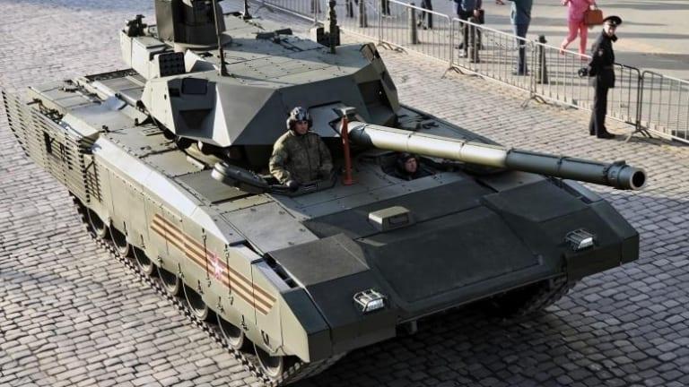 Russia's Armata Tank vs. America's M-1 Abrams and TOW Missile: Who Wins?
