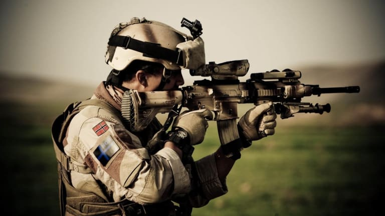 Is the New Heckler and Koch 416 Assault Rifle Better Than the Army M16