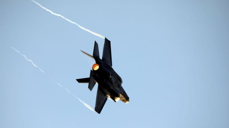 Iran's Anti-Aircraft Missiles Won't Hurt the F-35