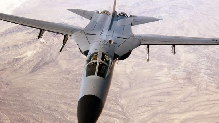 The F-111 Was the Muscular Bomber That Nearly Killed Gaddafi