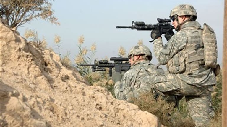 AI Changes Close-In Firefight Tactics for Army Infantry