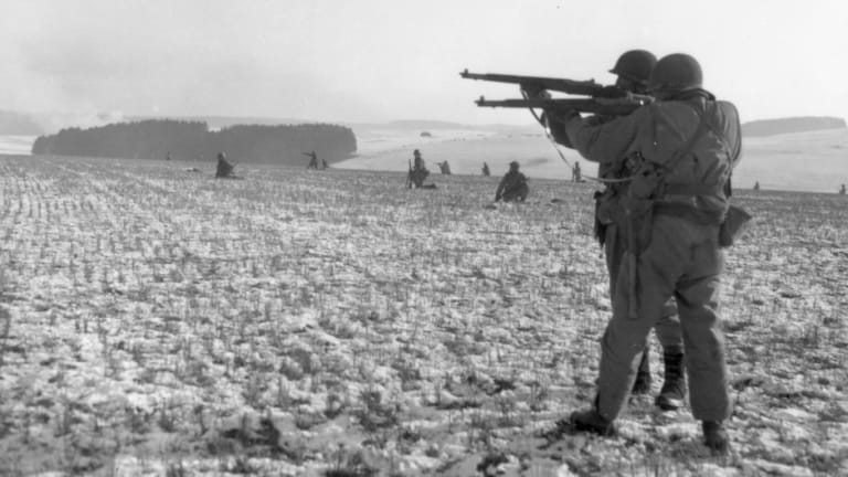 Nazis offensive of World War II — here are 13 Photos of Battle of the Bulge