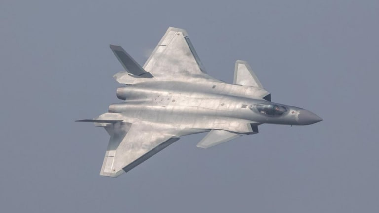 Don't Underestimate China's J-20 Stealth Fighter